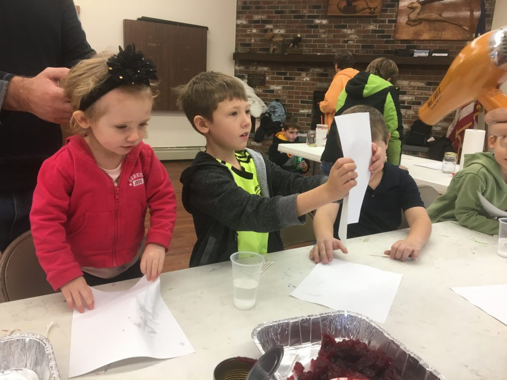 three small children playing at Adventure Base Camp | Providence Mom