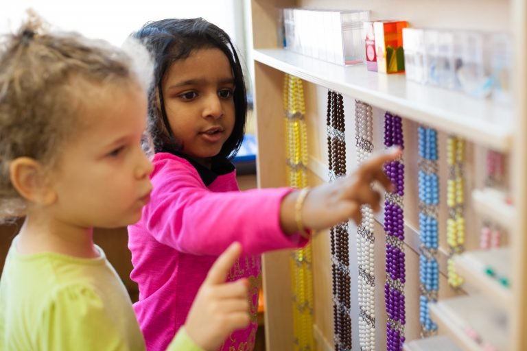 """Montessori is My """"Thing""""- A Visit With Ocean State Montessori School"""