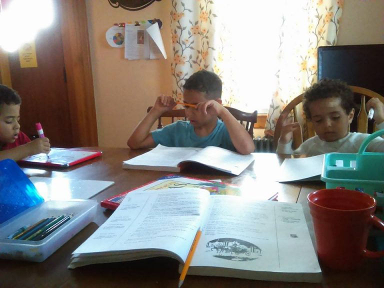 So Now You're Homeschooling- Homebound Help