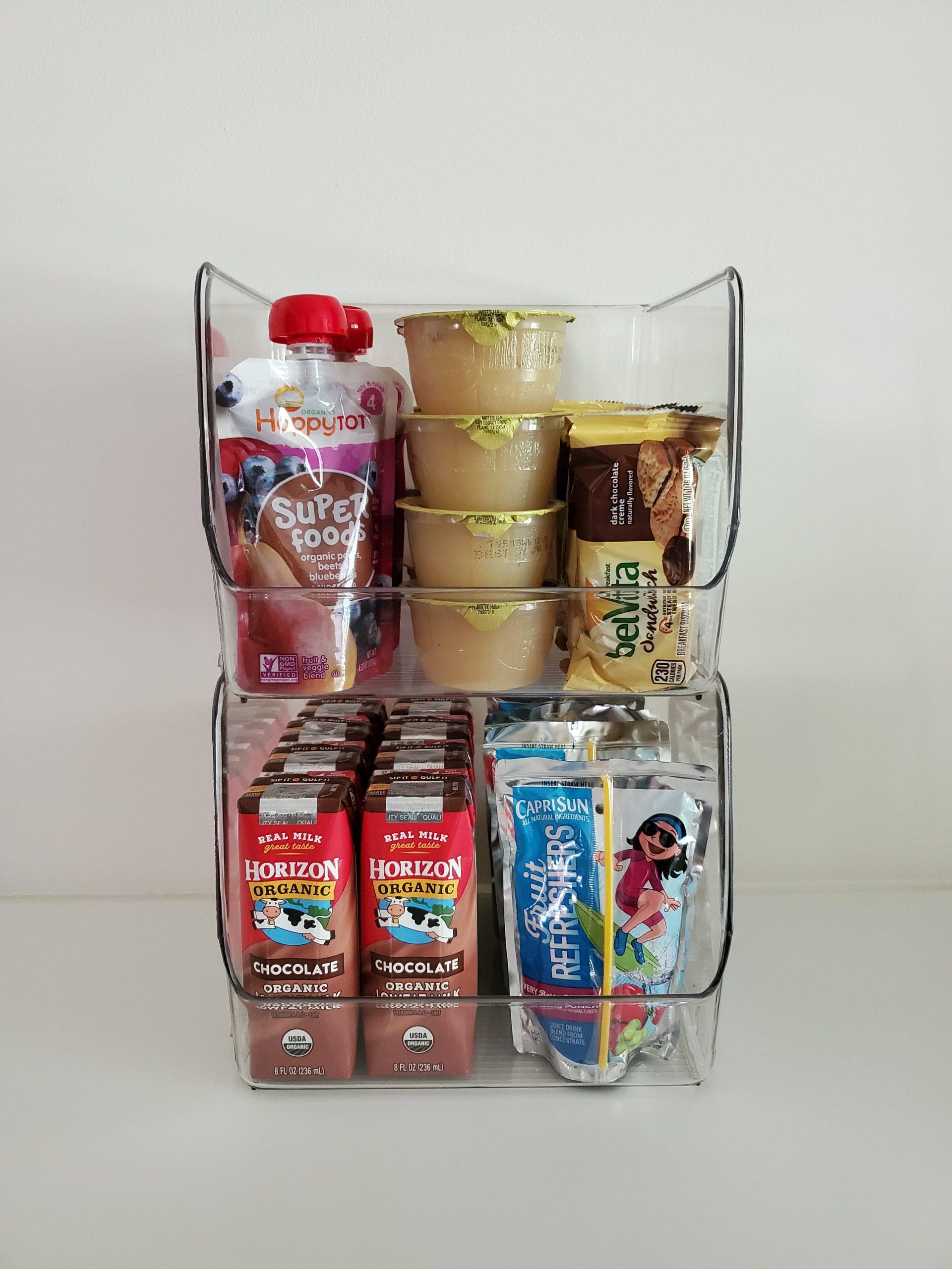 snack-organization