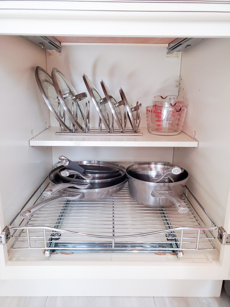 Organizing Cookware | Providence Mom