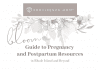RI pregnancy resources