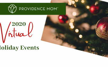 virtual holiday events