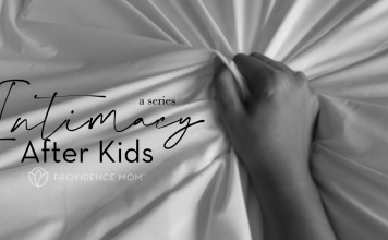 intimacy after kids