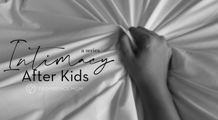 intimacy after kids