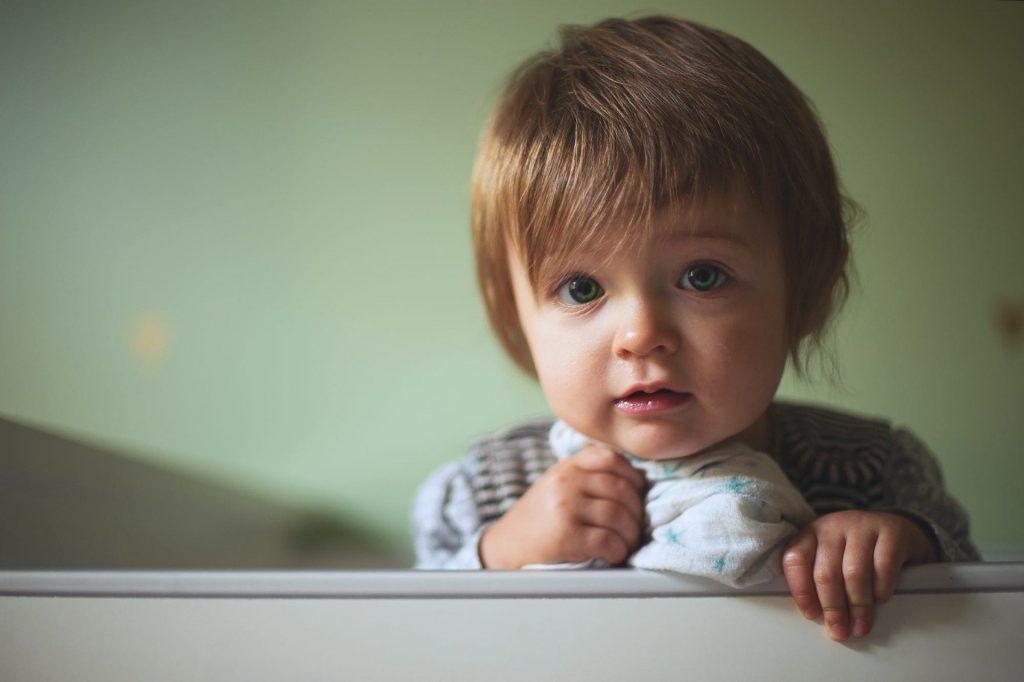 baby in crib | sleep consultant