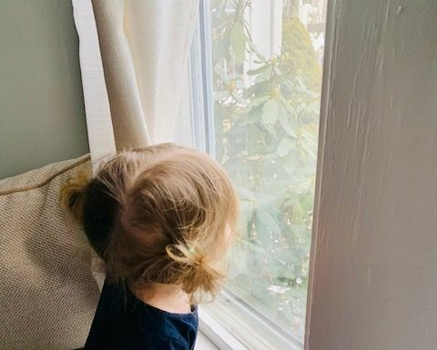 lesson from my toddler
