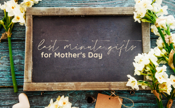 last minute gifts for Mother's Day